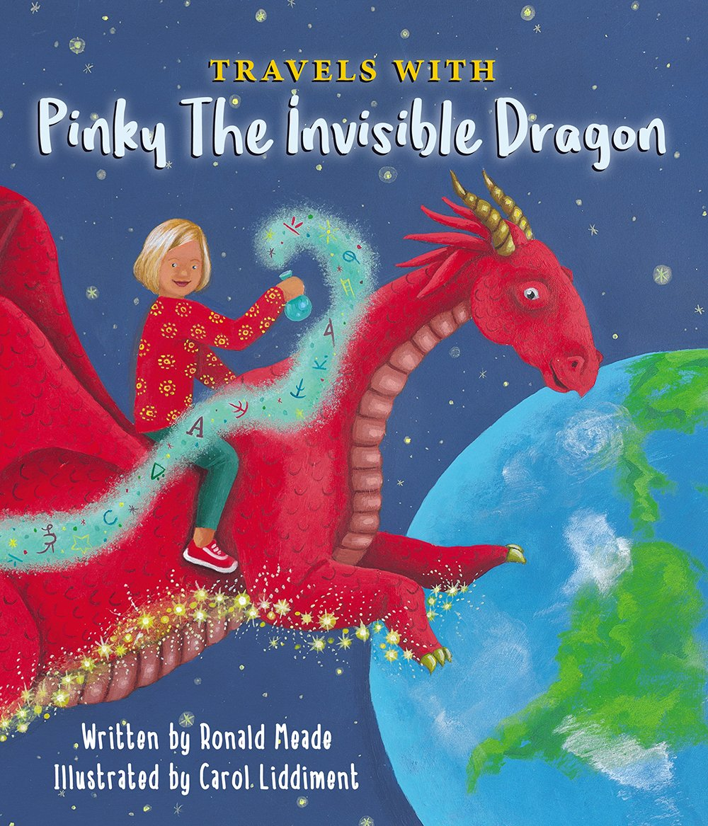 Download Travels with Pinky the Invisible Dragon PDF