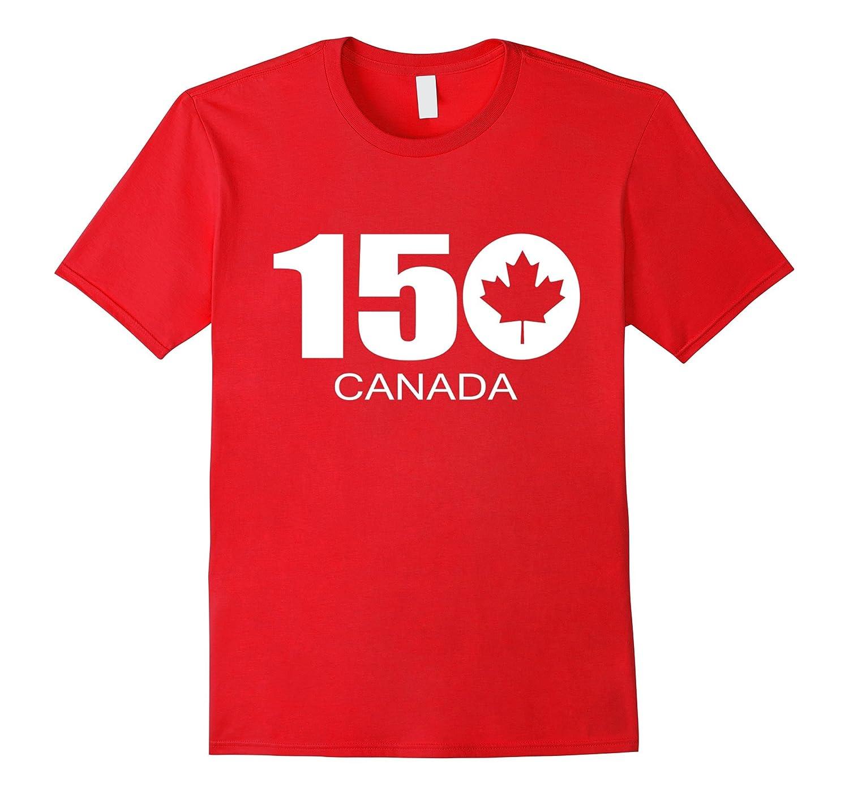 CANADA 150 Years shirt Canada Day 1867-2017 tshirts-PL