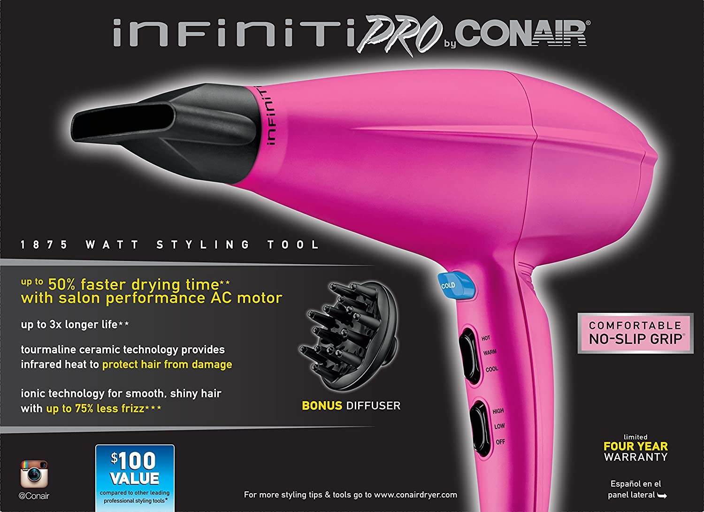 Watch Beauty Bulletin: Infiniti Pro by Conair video