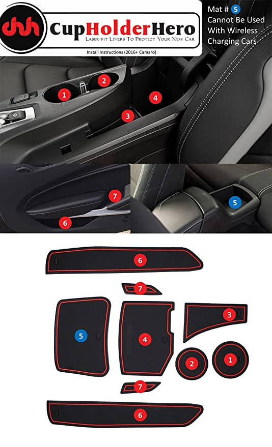 Interior Accessories Interior Mouldings 2016 2017 For Left Hand Drive 3 Colors 2pcs Car Inner Door Window Lift Up Down Button Panel Trim For Chevrolet Camaro Sixth Gen