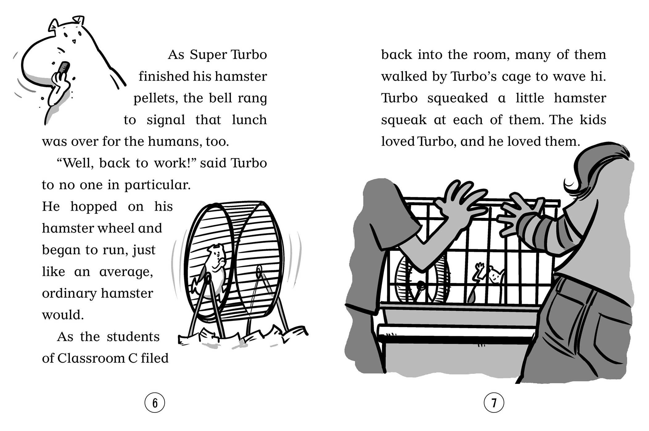 Amazon.com: Super Turbo Meets the Cat-Nappers (9781534411845): Lee Kirby, George OConnor: Books
