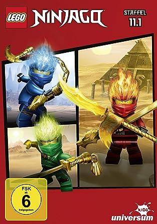 Lego Ninjago - Staffel 11.1 [Alemania] [DVD]: Amazon.es ...
