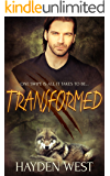 Transformed (Divoký Wolves Book 1)