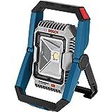 Bosch Professional GLI 18V-1900 C 电池安装灯,每安培高达100分钟照明时间,*大1900 流明,IP64,1件 0601446400