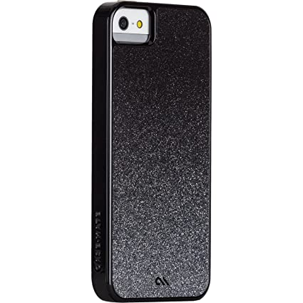 lowest price 06d1f aa724 Case-Mate Glam Ombre Case for iPhone 5s/5 - Retail Packaging - Black