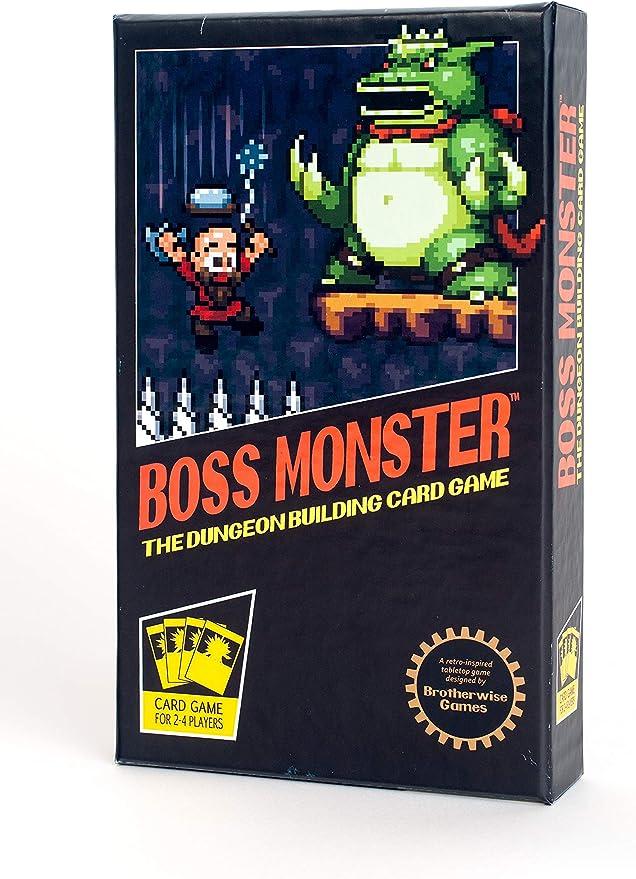 Juego de Cartas Boss Monster: Amazon.es: Juguetes y juegos