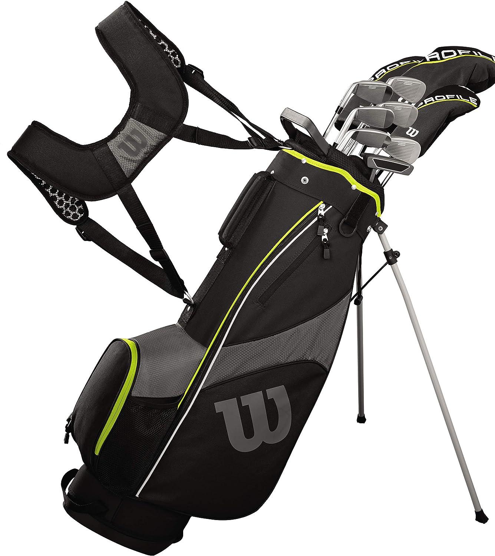Wilson Golf Profile SGI Teen Complete Golf Set RH B07HMYVF71