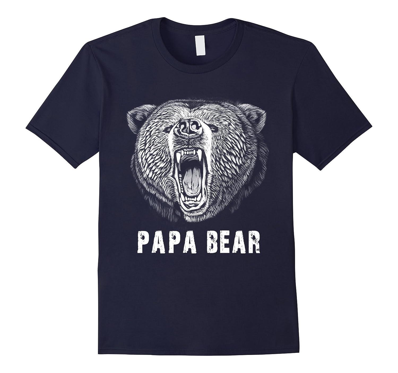 Papa Bear T-shirt-PL