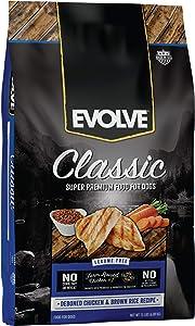 Evolve Classics Ultra Premium Dog Food