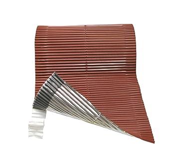 Duroflex adhesivos laterales color rojo 30X500 cm: Amazon.es: Bricolaje y herramientas
