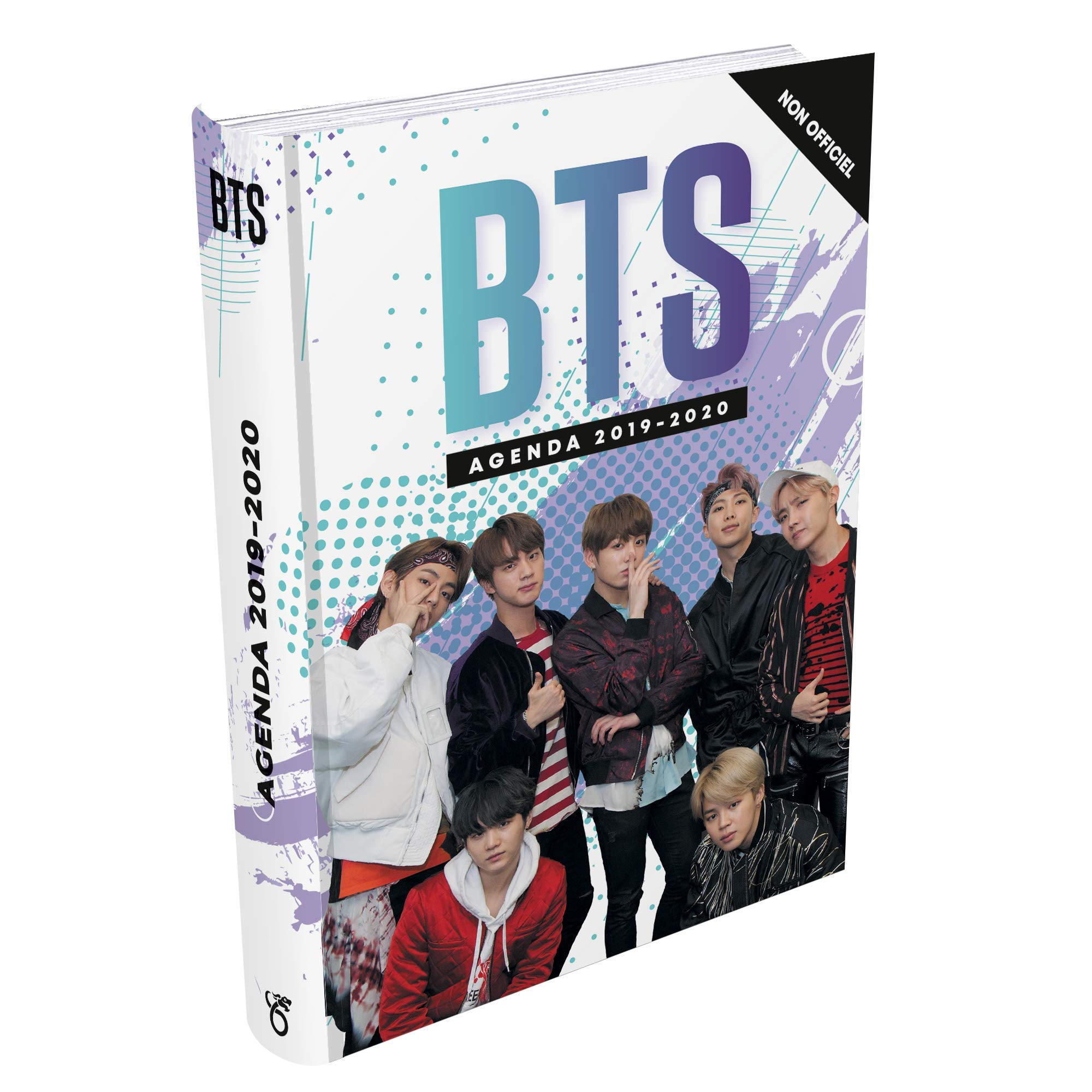 Agenda BTS non officiel: Amazon.es: Dragon dor: Libros en ...