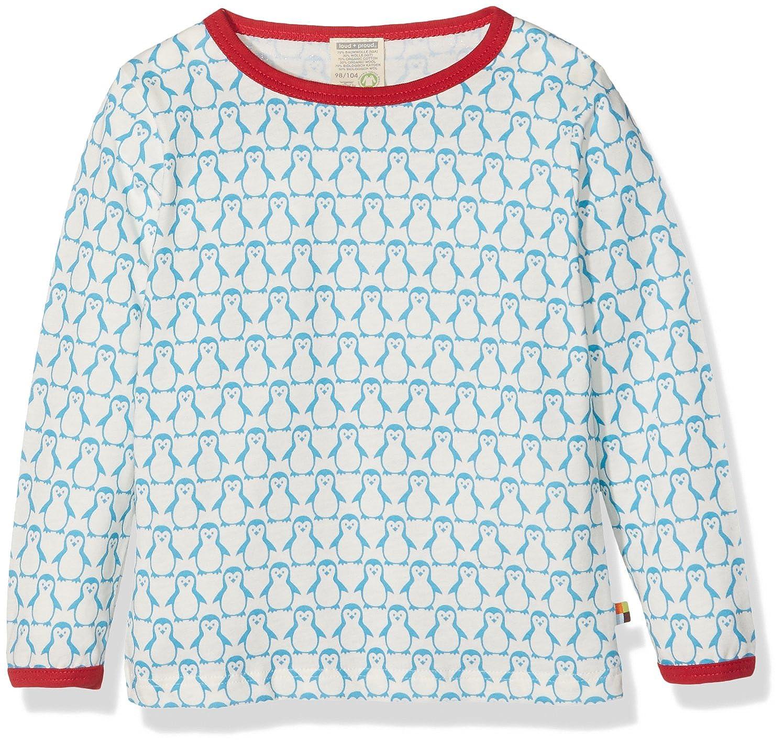 loud + proud Shirt Mit Wolle, Felpa Unisex-Bimbi 2007