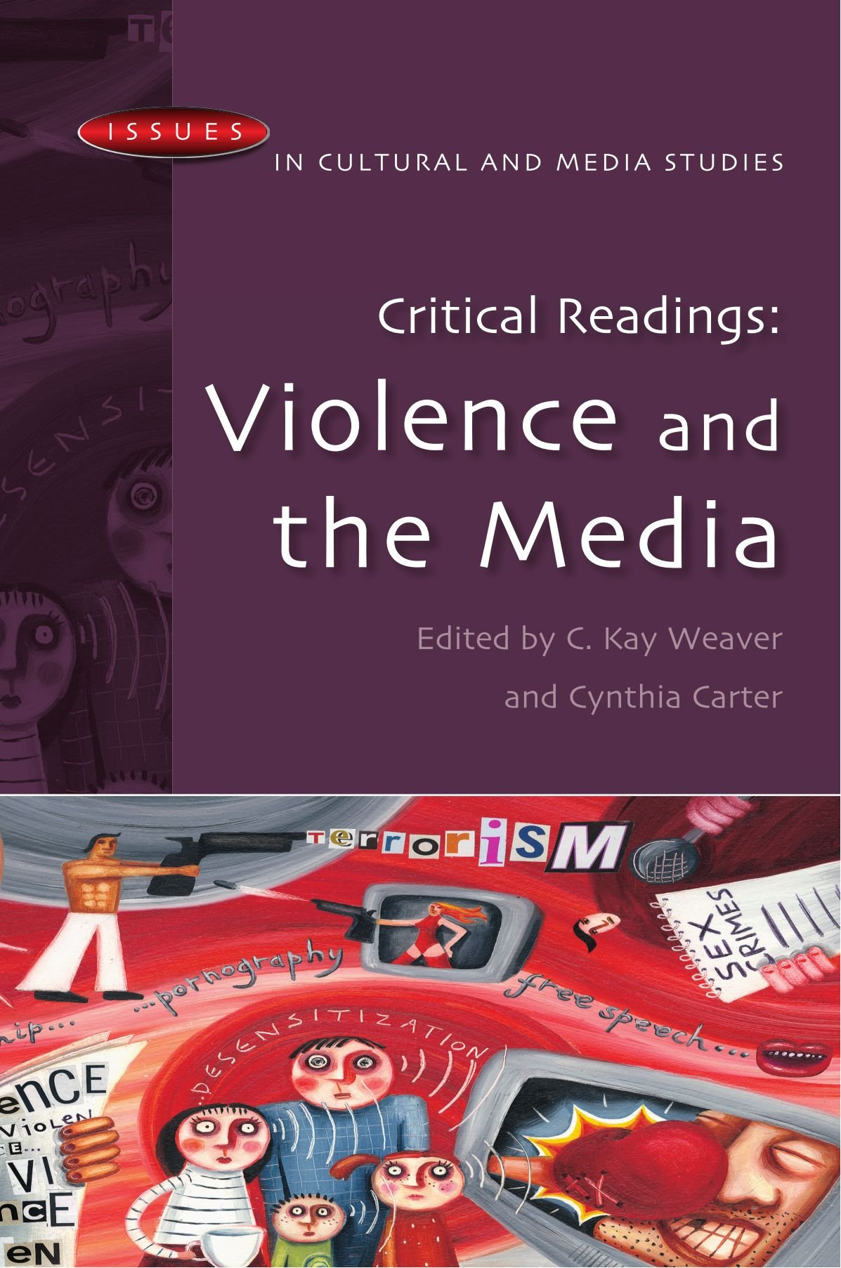 what is media violence