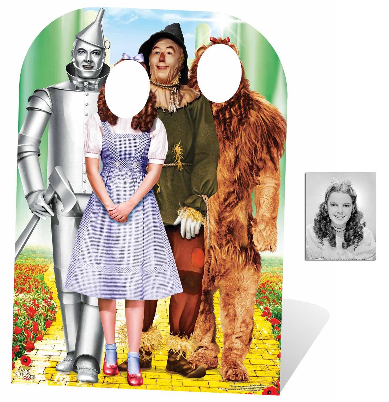 Fan Pack–Magicien d'Oz Visage Émeraude City Carton Grandeur Nature/Taille réelle/Standup–Comprend 8x 10Photo étoile BundleZ-4-FanZ Fan Packs