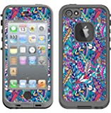 Decalrus - Protective Decal Skin Sticker for iPhone 5 5S SE LifeProof fre case skin skins case cover wrap LifeproofIphone5-209