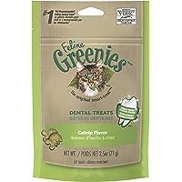 Greenies Catnip Flavor Dental Cat Treat, 71g