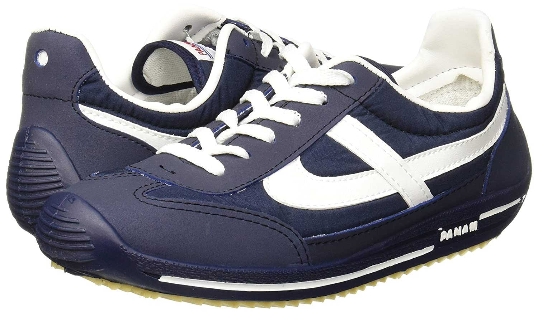 PANAM Classic Tennis | Shoe | Handcrafted Zapatillas | Tennis Hecho En México Since 1962 B01MUVNN2I 7 Men's / 8.5 Women's US|Navy Blue 29a4cd