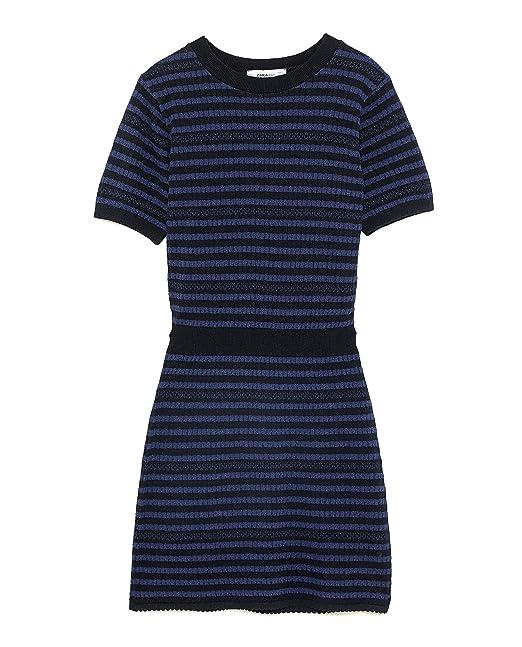 ZARA - Vestido - para mujer azul S