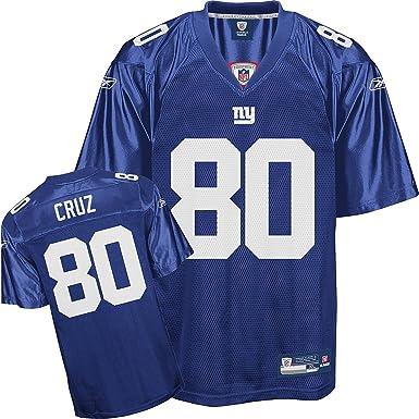 Amazon.com: Reebok New York Giants Victor Cruz Replica Jersey ...