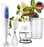 Braun MultiQuick 3 MQ3025 Omelette Hand Blender - White