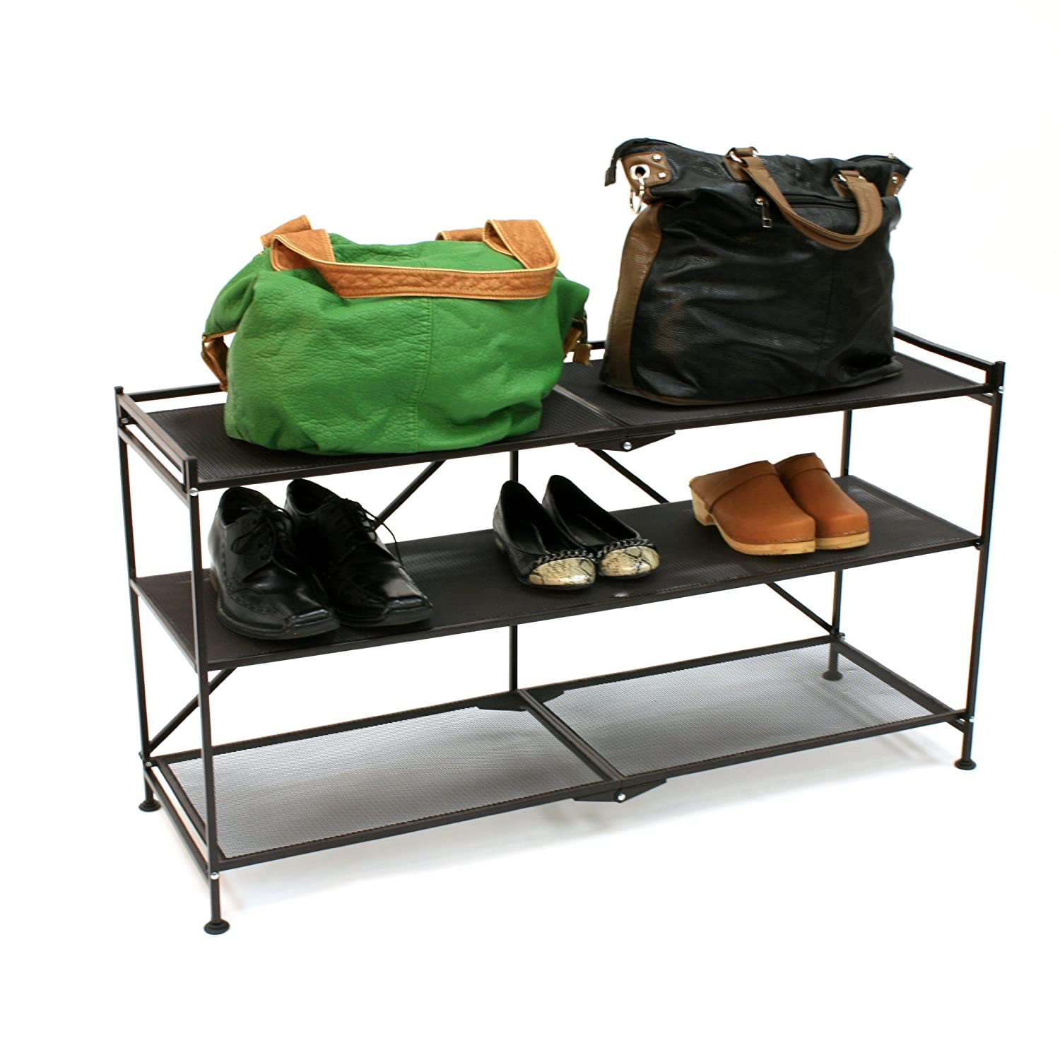 Origami RSS-02 Shoe Rack, Large Origami shoe rack
