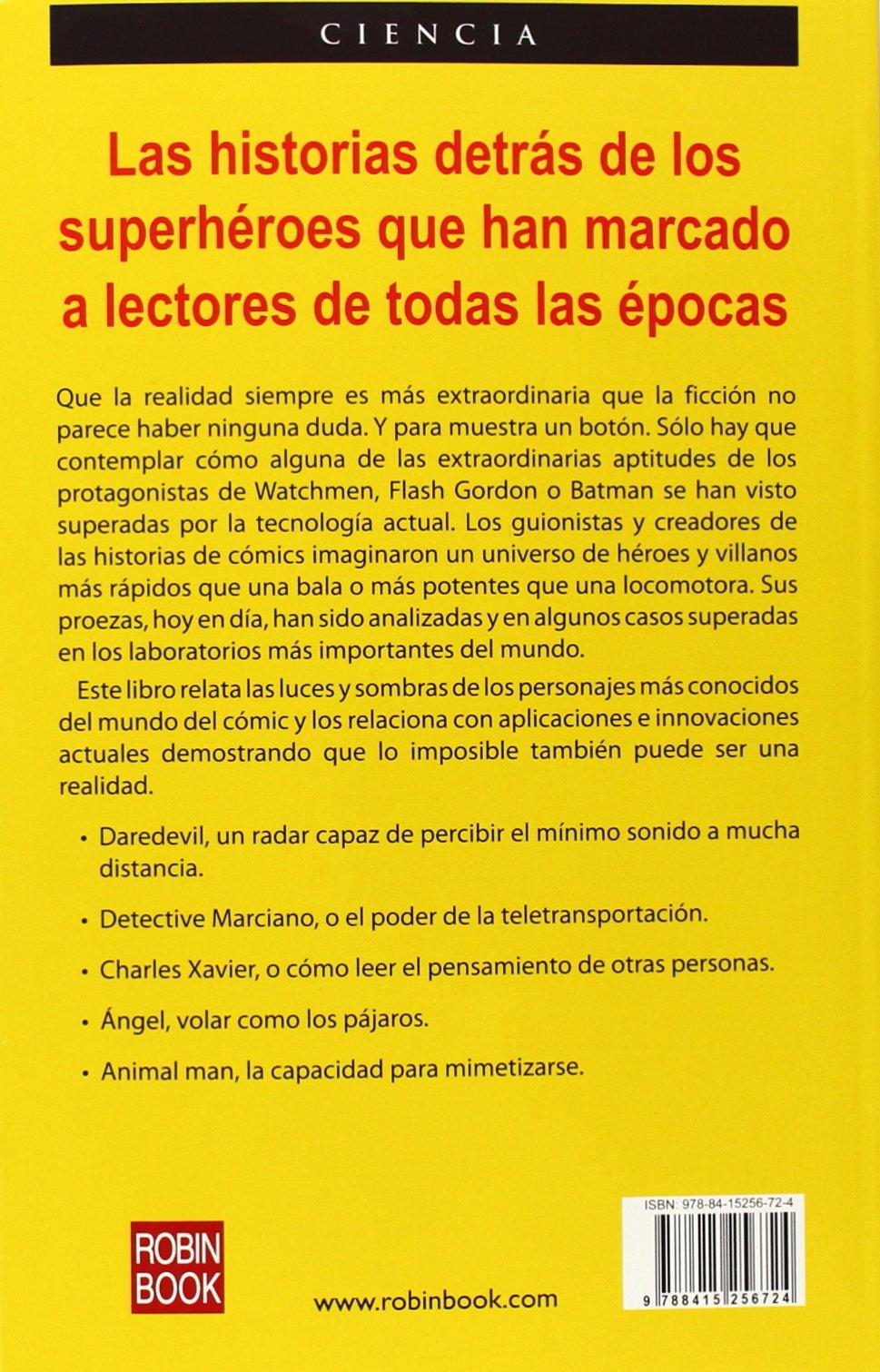 1001 curiosidades de los superhéroes (Cómic) (Spanish Edition) by Redbook Ediciones