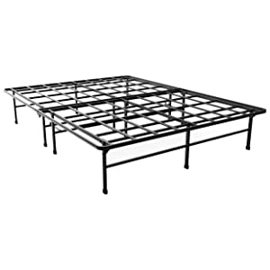 Zinus Demetric 14 Inch Elite SmartBase Mattress Foundation