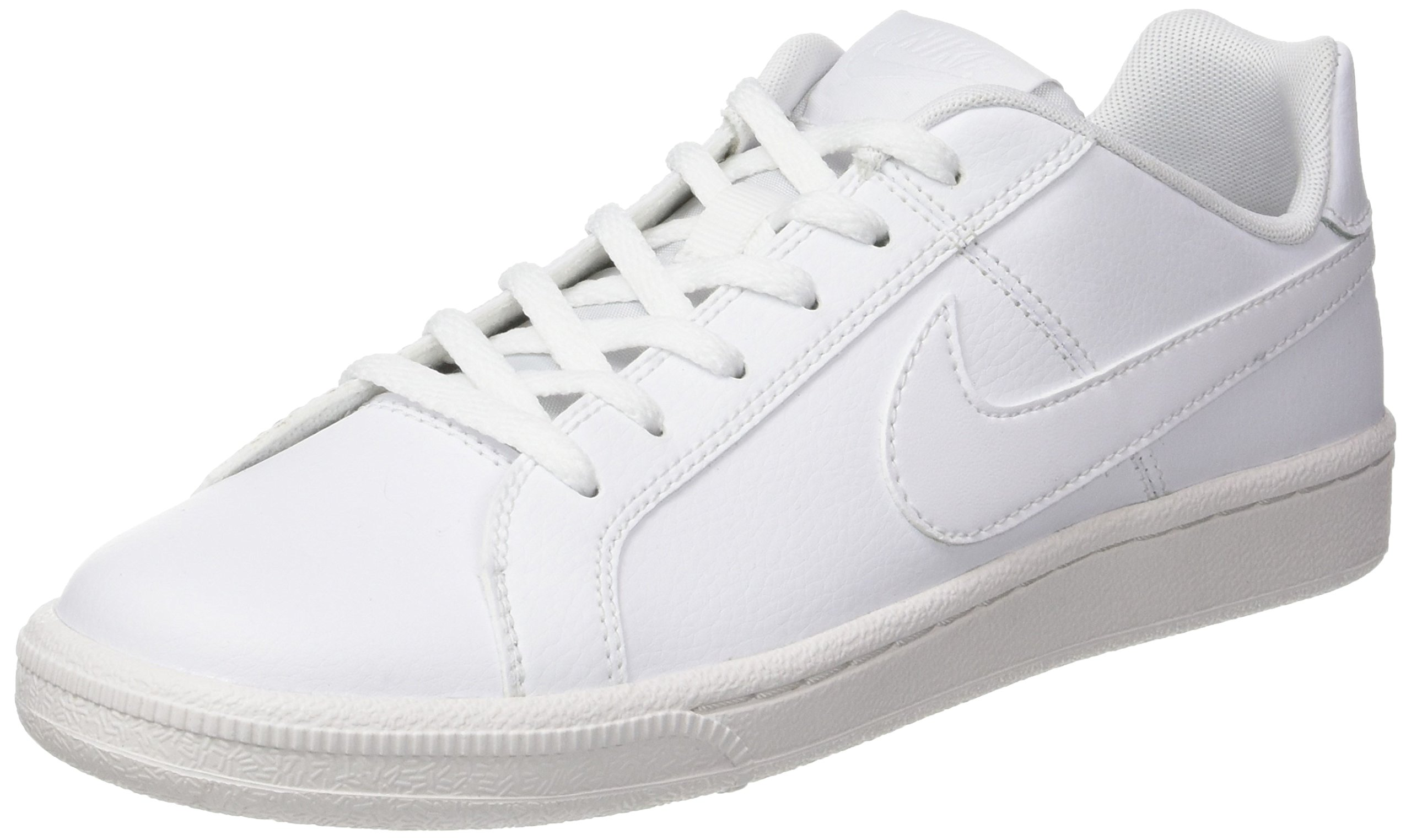 Nike Kid's Court Royale GS, White, Youth Size 6