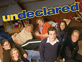 Undeclared: The Complete Series Season 1