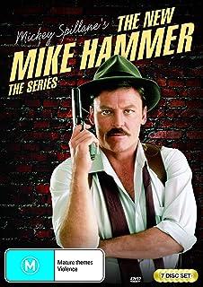 Amazon com: Mike Hammer: Private Eye: Stacy Keach, Shane Conrad