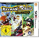 Rayman and Rabbids Family Pack - [Nintendo 3DS]