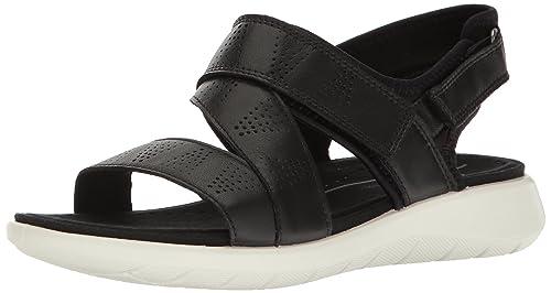 57e4f061e022b ECCO Ecco Soft 5 Sandal - Sandalias Mujer  Amazon.es  Zapatos y complementos