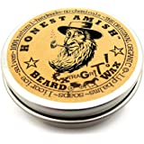 Honest Amish Extra Grit Beard Wax - N...