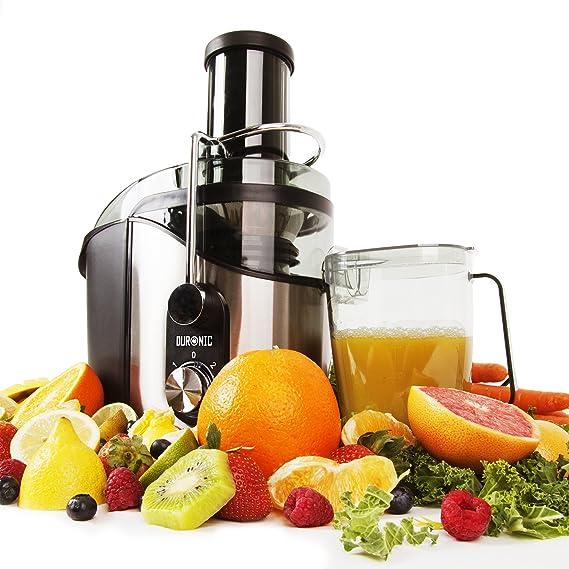 Duronic JE7C Zentrifugaler Entsafter für Obst und Gemüse