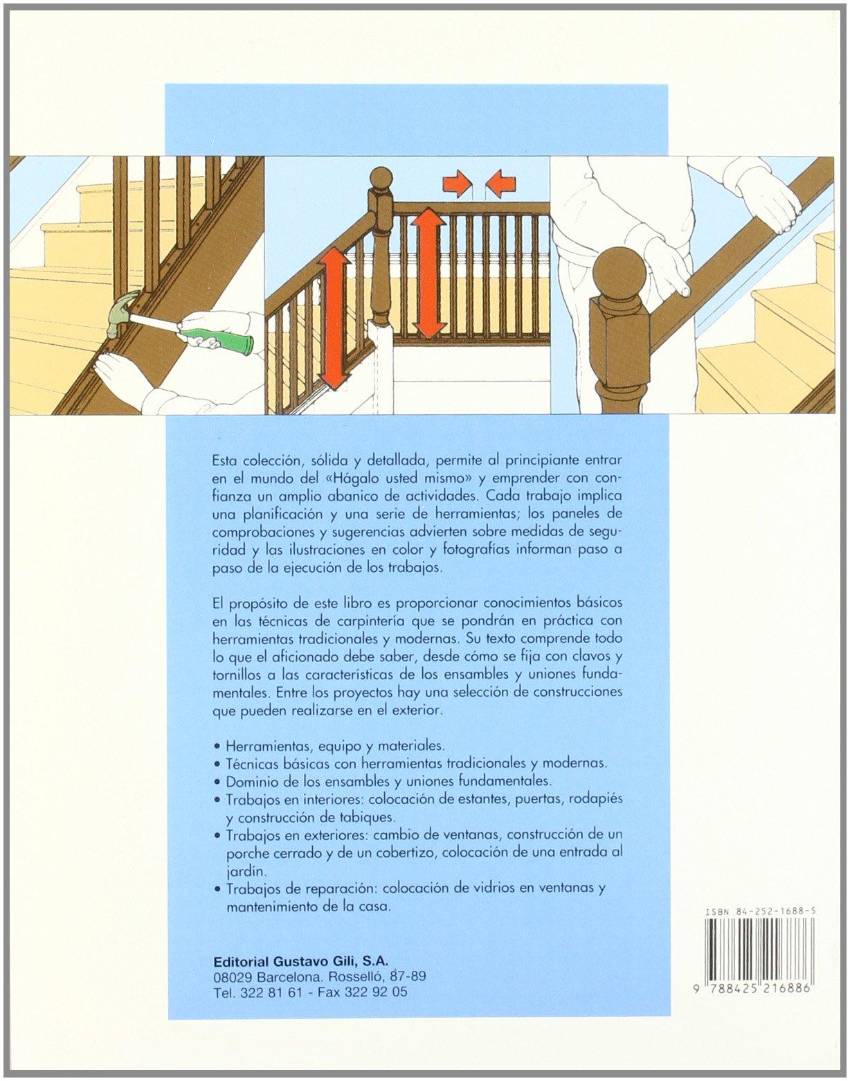 Carpintería y vidrería: Amazon.es: Mike Lawrence: Libros