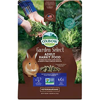 Amazon Com Rabbit Food Adult By Sherwood Pet Health