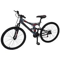 Bicicleta Mercurio ZTX R26 Doble Suspensión