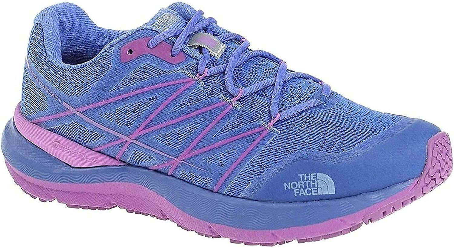 The North Face W Ultra Cardiac II Zapatos de Trail Running Mujer ...