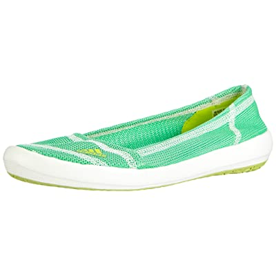 adidas Boat Slip-On Sleek Womens Sneakers / Water Shoes
