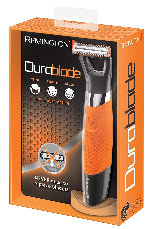 Remington mb050 DuraBlade Hybrid Y AFEITADORA MIT 4x Largos: Amazon.es: Salud y cuidado personal