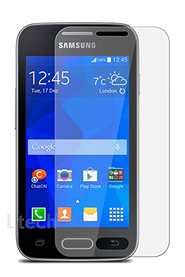 RSC POWER+ 0.3Mm Pro, Tempered Glass Screen Protector for Samsung Galaxy Ace 4 LTE Screen guards