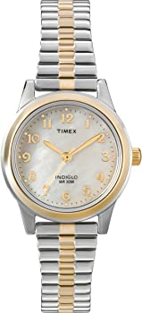 Timex Women's Essex Avenue Two-Tone Watch (T2M828)