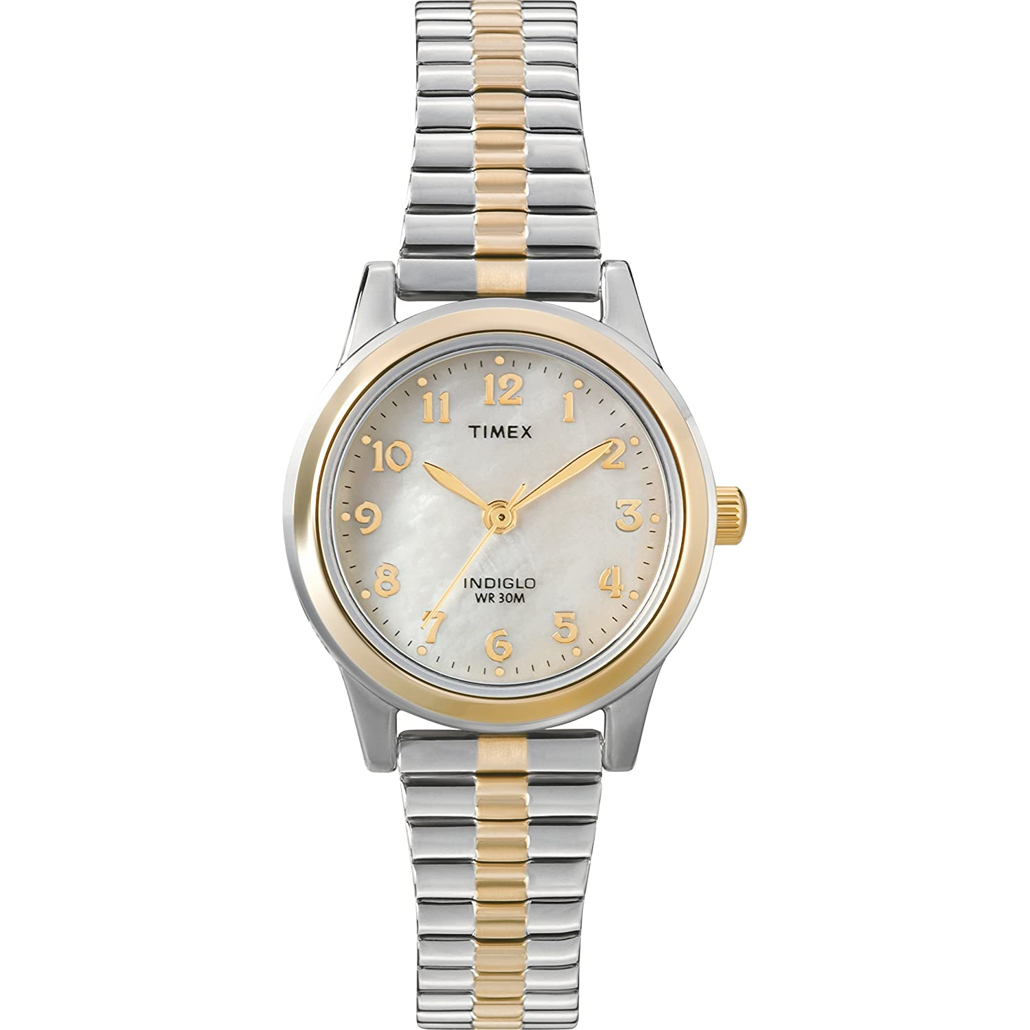 Anne Klein Women s AK 2245RTST Swarovski Crystal Accented Rose Gold-Tone and Silver-Tone Bangle Watch and Bracelet Set
