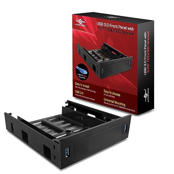 Vantec HDA-502H Carcasa de Disco Duro/SSD 2.5/3.5