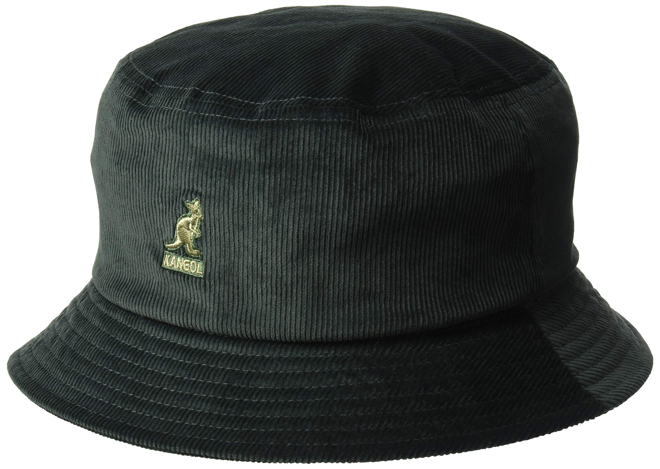 Kangol Men's Cord Bucket HAT, Forrester, M
