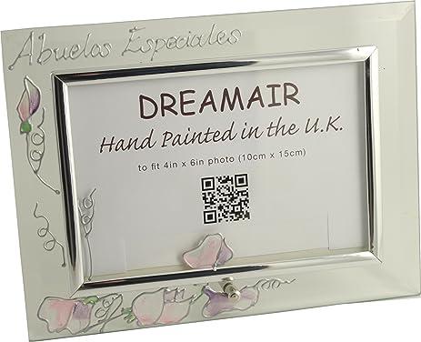 Amazon.com - Abuelos Especiales Photo Frame sweet pea (L) Grandparents -