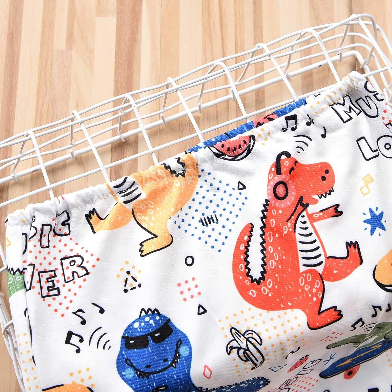 Newborn Baby Boy Girl Nightgowns Dinosaur Knotted Sleep Gown Gender Neutral Pajamas Sleep Bag with Hat Unisex Baby Sleeper