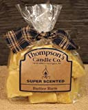 Super Scented Butter Rum Wax Crumbles