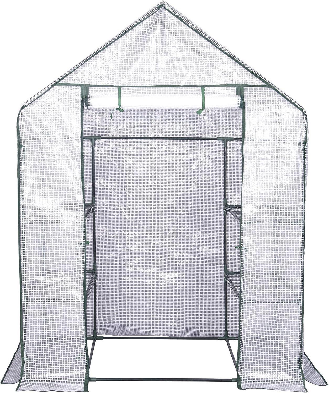 invernadero de planta vertical