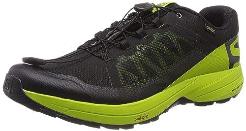 Buy SALOMON XA Elevate GTX Running Shoe Men's BlackLime